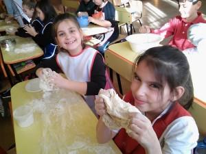 Празник на Коледния хляб-започваме да месим